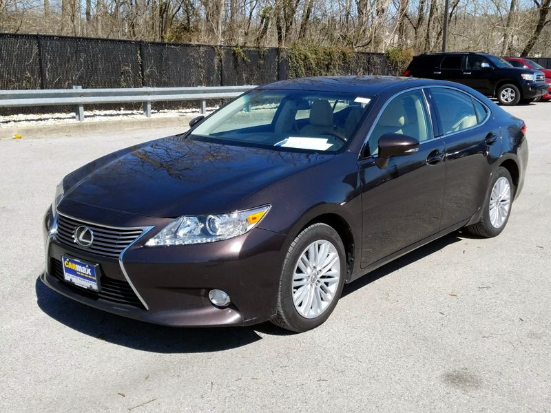 Brown2013 Lexus ES 350