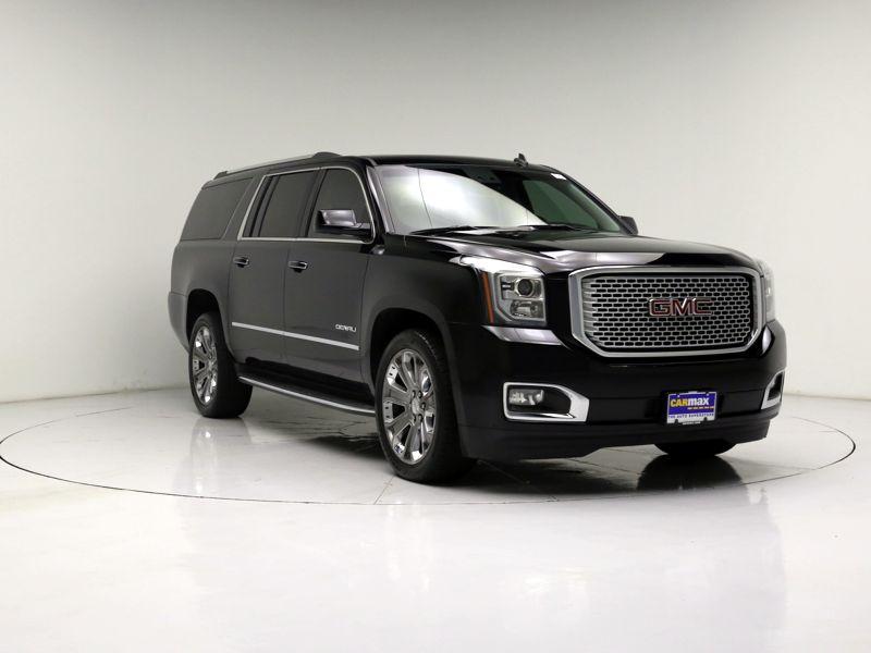 Black2015 GMC Yukon XL 1500 Denali