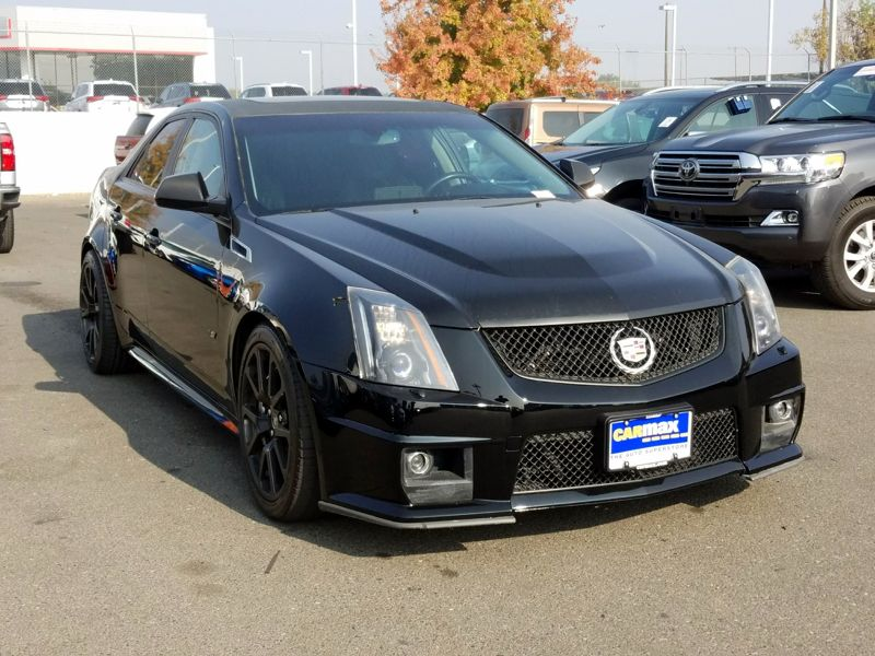 Cadillac Cts V Used >> Used Cadillac Cts V For Sale