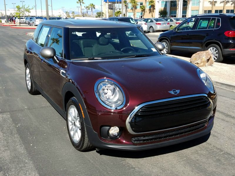 Red2016 Mini Cooper Clubman
