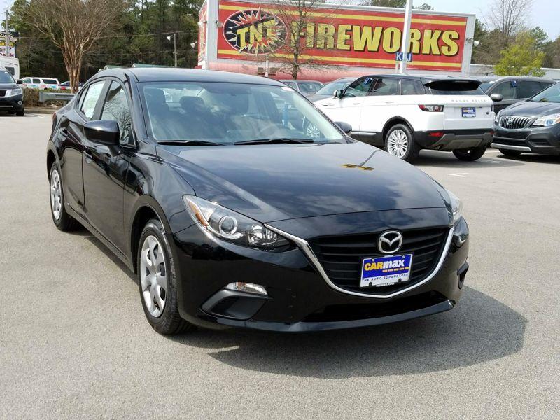 Black2015 Mazda Mazda3 i Sport