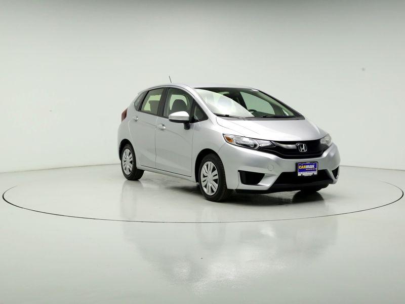Silver2016 Honda Fit LX