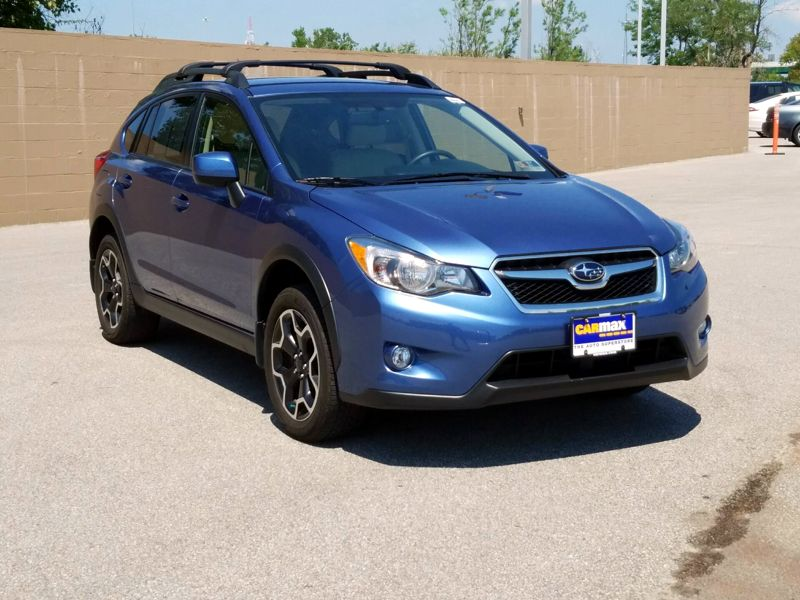 Blue 2014 Subaru XV Crosstrek Premium For Sale in Cleveland, OH