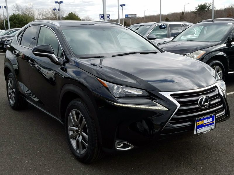Black 2015 Lexus NX 200t For Sale in Dulles, VA
