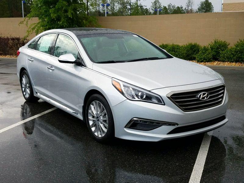 Silver2015 Hyundai Sonata Limited