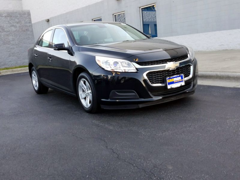 Black2014 Chevrolet Malibu LT