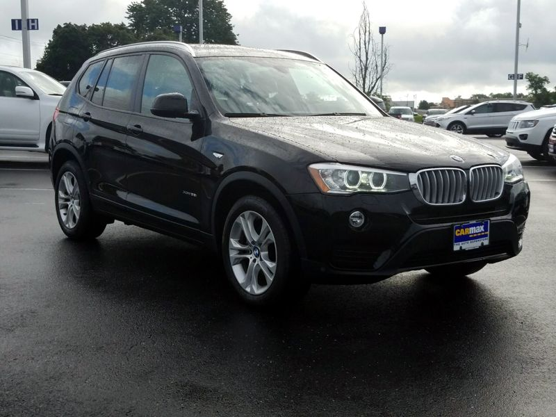 Black 2015 BMW X3 XDrive35i For Sale in Dulles, VA