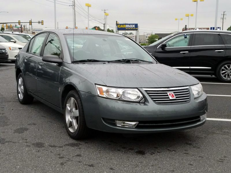 Blue 2007 Saturn Ion 3 For Sale in Philadelphia, PA