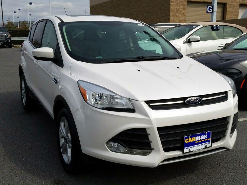 White2014 Ford Escape SE