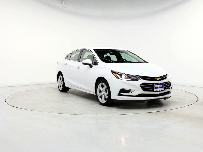 White2017 Chevrolet Cruze Premier