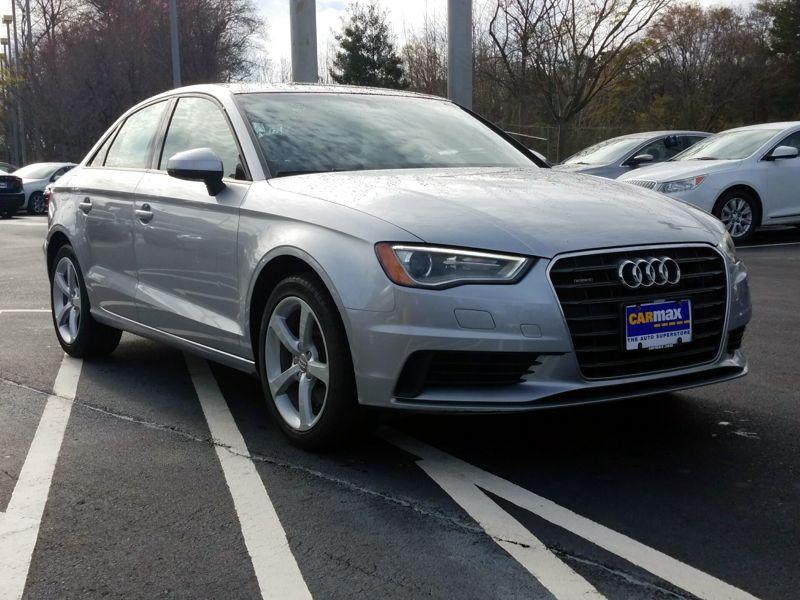 Silver2015 Audi A3 Premium