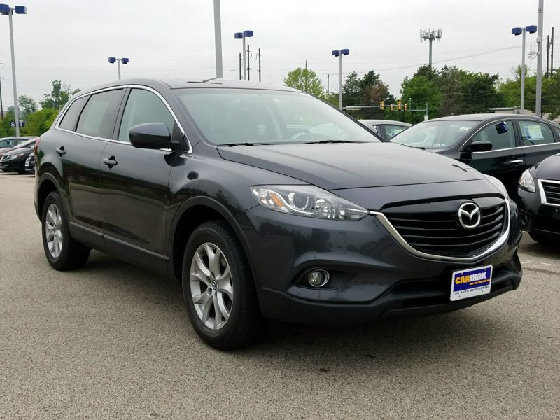 Gray2014 Mazda CX-9 Touring