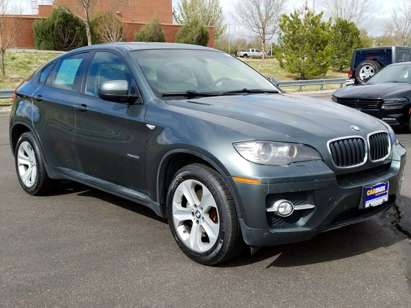 Green2008 BMW X6 XDrive35i