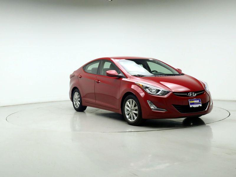 Red 2015 Hyundai Elantra SE For Sale in Gaithersburg, MD