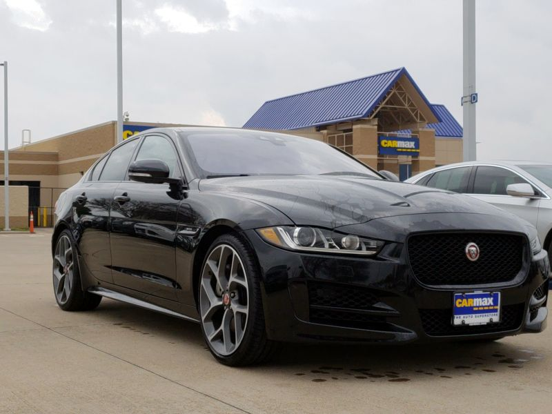 Black 2017 Jaguar XE R-Sport For Sale in Dallas, TX