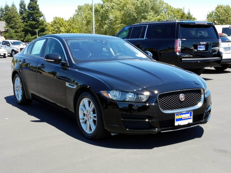Black 2017 Jaguar XE Premium For Sale in Reno, NV