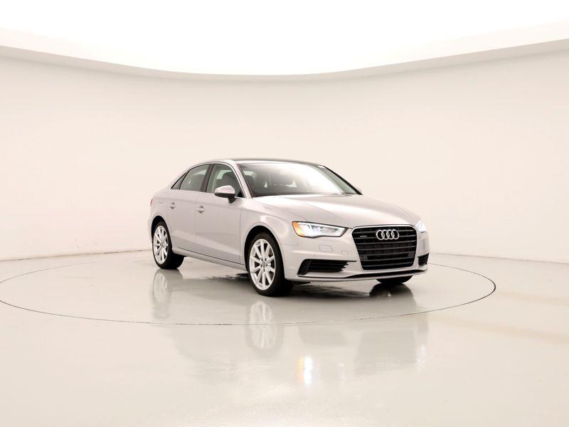 Silver 2015 Audi A3 Premium Plus For Sale in Des Moines, IA
