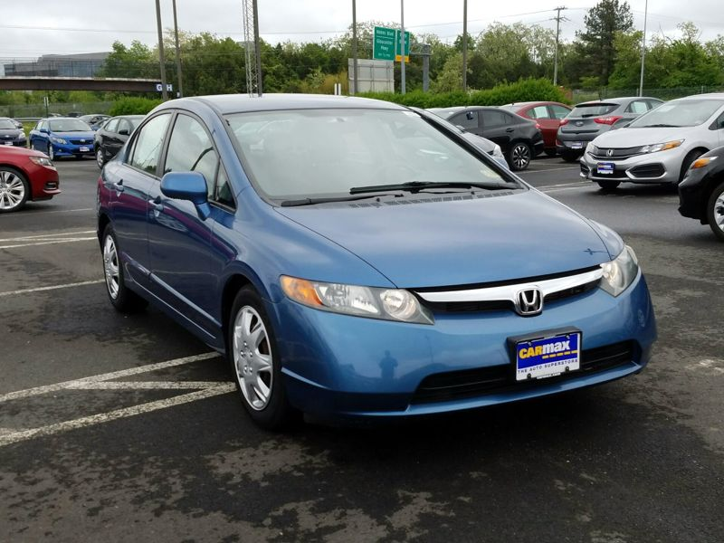 Blue2008 Honda Civic LX