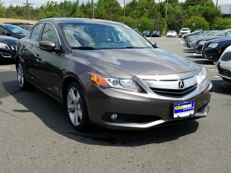 Brown2013 Acura ILX 2.0