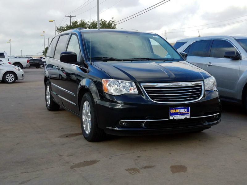 Black 2014 Chrysler Town and Country Touring For Sale in Austin, TX