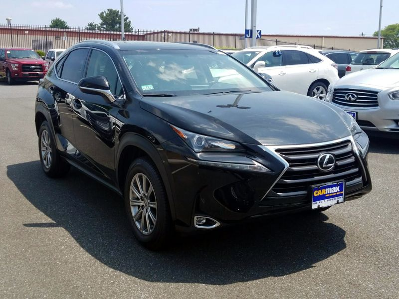 Black 2015 Lexus NX 200t For Sale in Newport News, VA