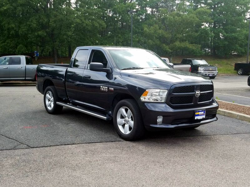 Blue2016 Dodge Ram 1500 Express