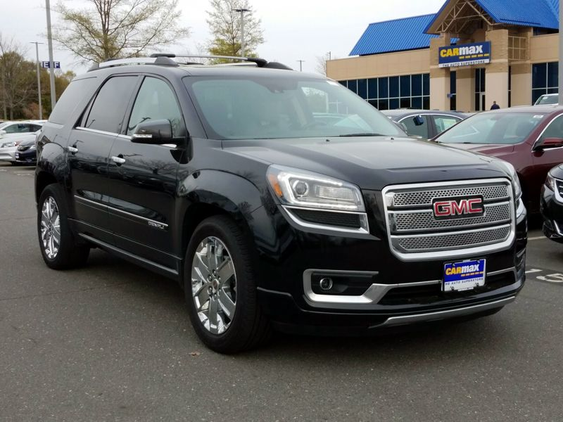 Gray 2015 GMC Acadia Denali For Sale in Dulles, VA