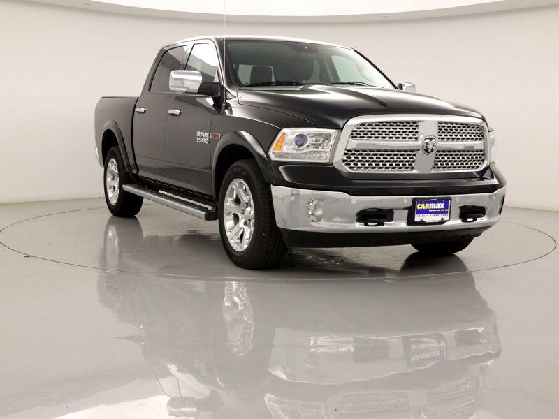 Black 2015 Dodge Ram 1500 Laramie For Sale in Cincinnati, OH