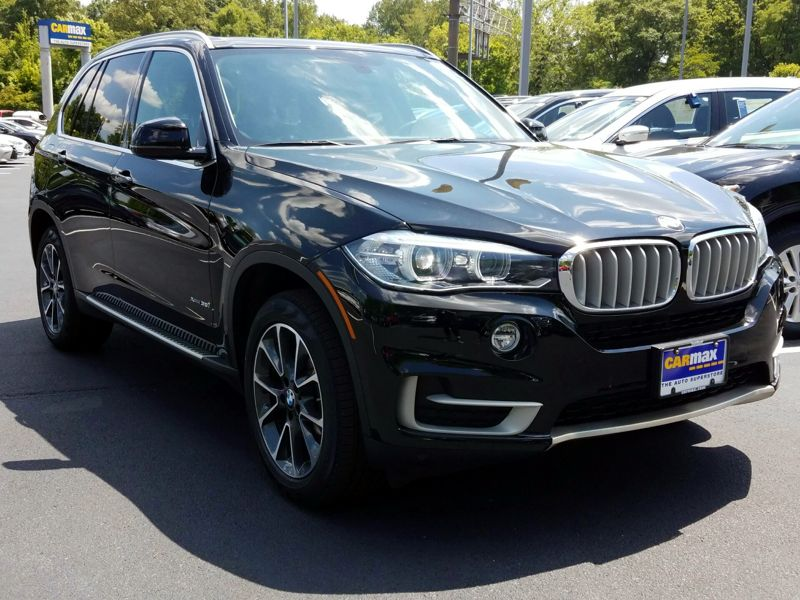 Black 2015 BMW X5 XDrive35i For Sale in Charleston, SC