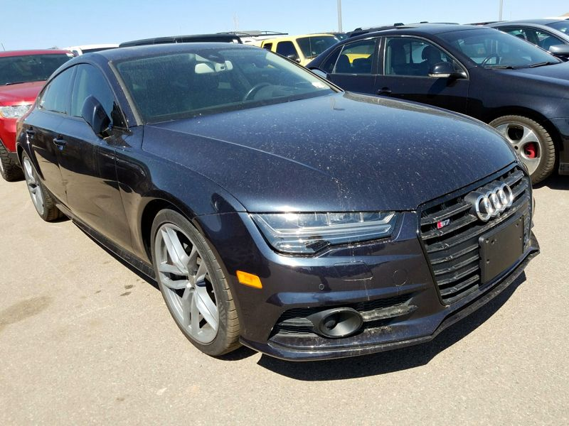 Blue 2016 Audi S7 Prestige For Sale in Reno, NV