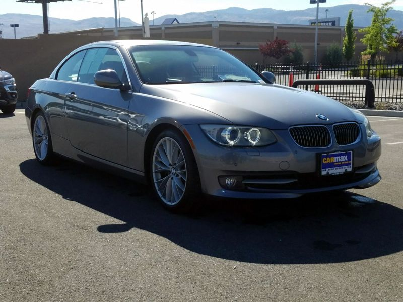 Gray 2011 BMW 335 I For Sale in Reno, NV
