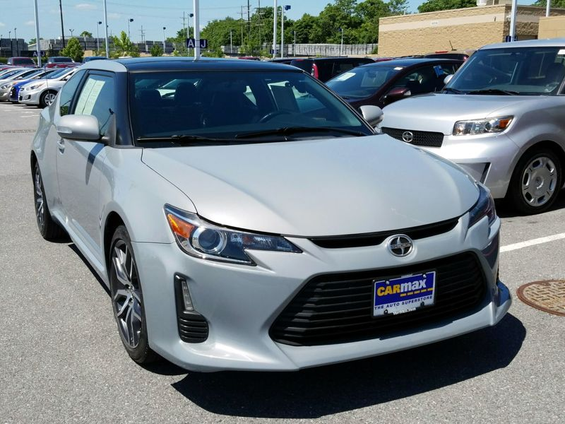 Gray 2014 Scion tC For Sale in Gaithersburg, MD