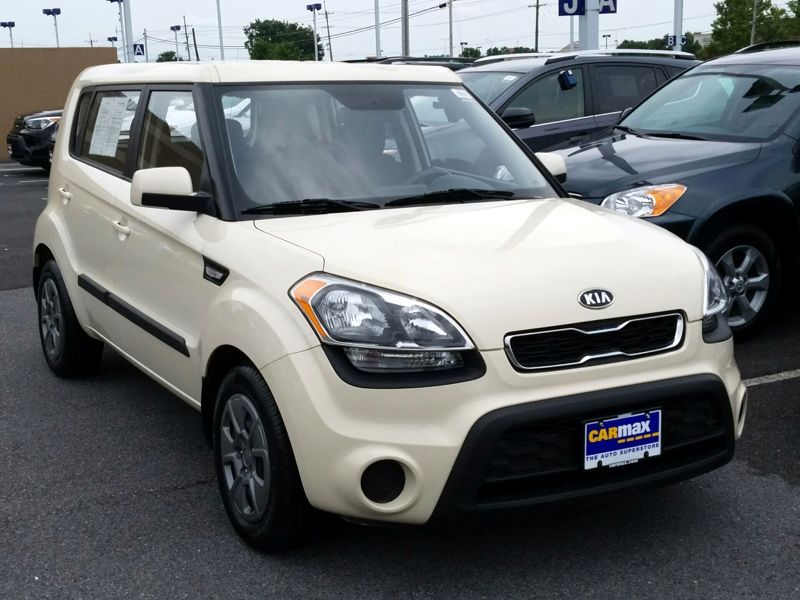Tan 2012 Kia Soul For Sale in Gaithersburg, MD
