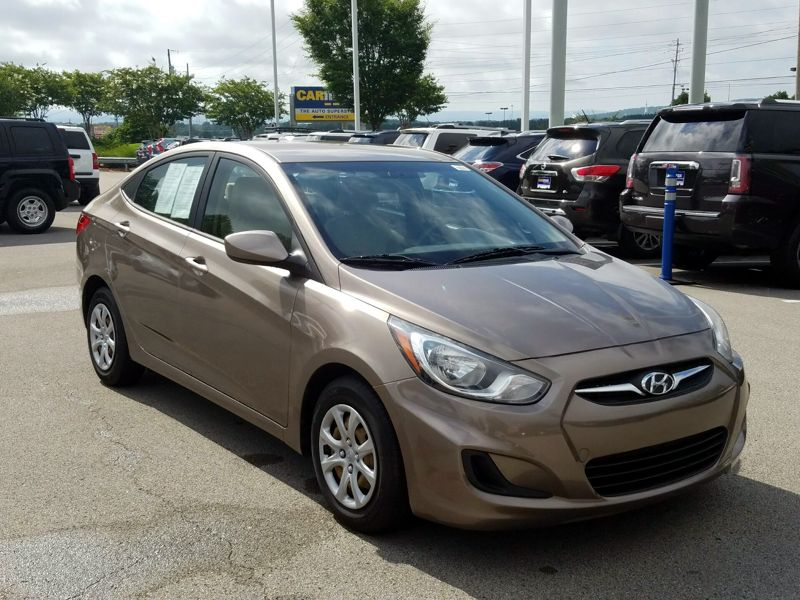 Brown 2013 Hyundai Accent GLS For Sale in Huntsville, AL