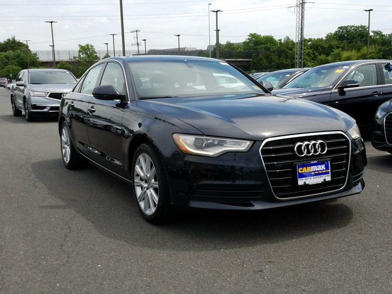 Blue 2015 Audi A6 Premium Plus For Sale in Dulles, VA