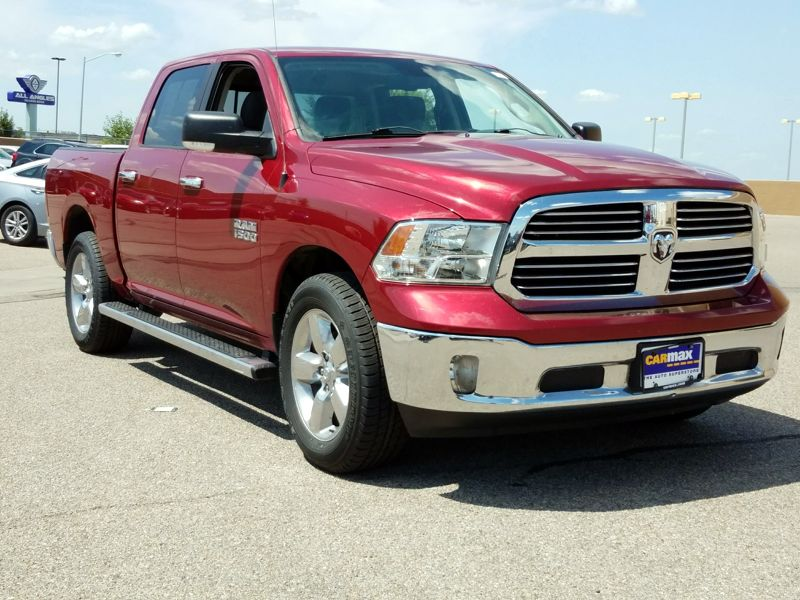 Red 2014 Dodge Ram 1500 Bighorn For Sale in Independence, MO