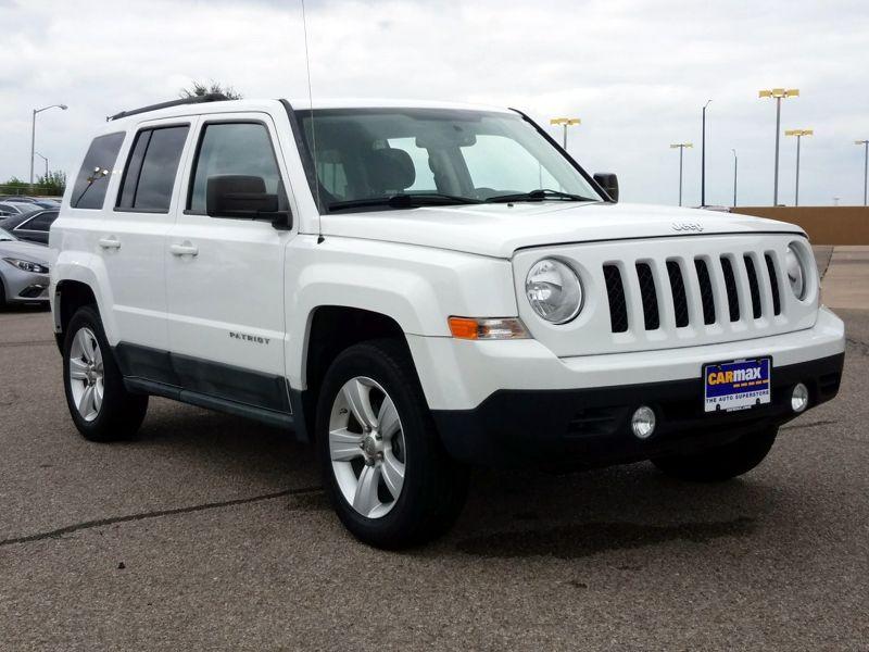 White 2011 Jeep Patriot Sport For Sale in Wichita, KS