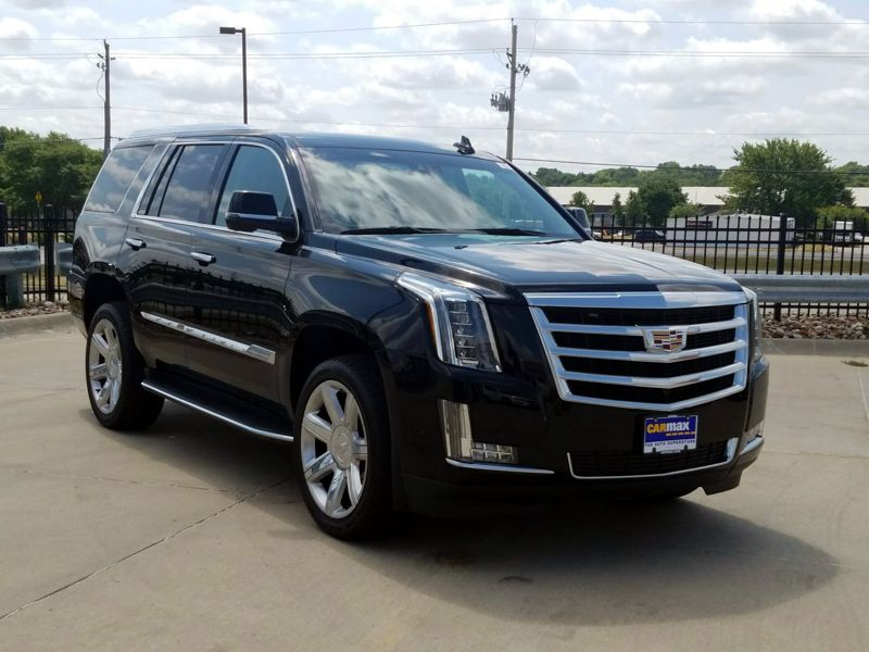 Black 2017 Cadillac Escalade Luxury For Sale in St. Louis, MO
