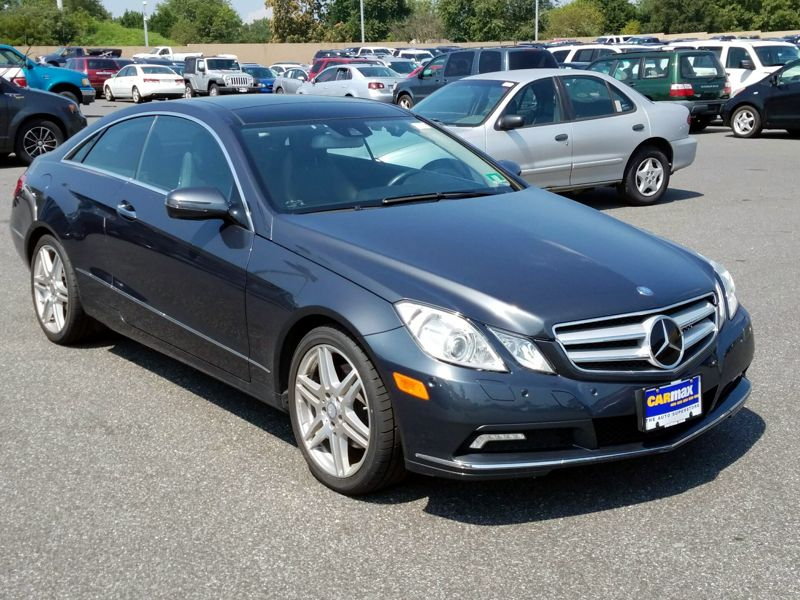 Gray 2010 Mercedes-Benz E350 For Sale in Salisbury, MD