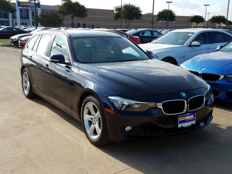 Blue 2015 BMW 328 dxi For Sale in Houston, TX