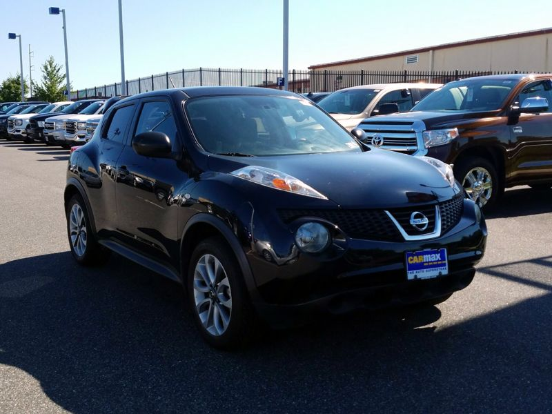 Blue 2012 Nissan Juke SV For Sale in Newark, DE