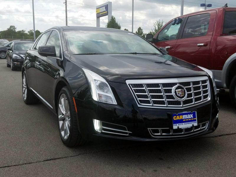 Black 2014 Cadillac XTS Premium For Sale in Des Moines, IA