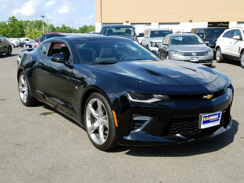 Black 2018 Chevrolet Camaro SS For Sale in Frederick, MD