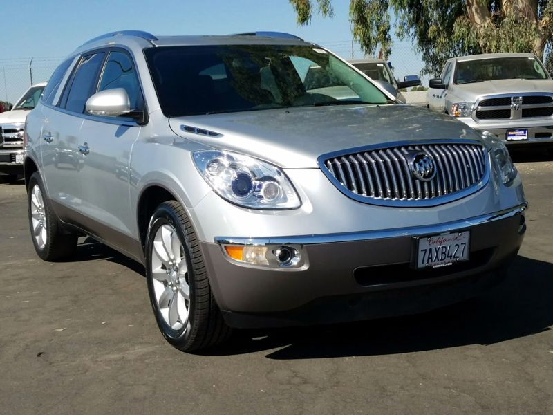 Gray 2012 Buick Enclave Leather For Sale in Irvine, CA