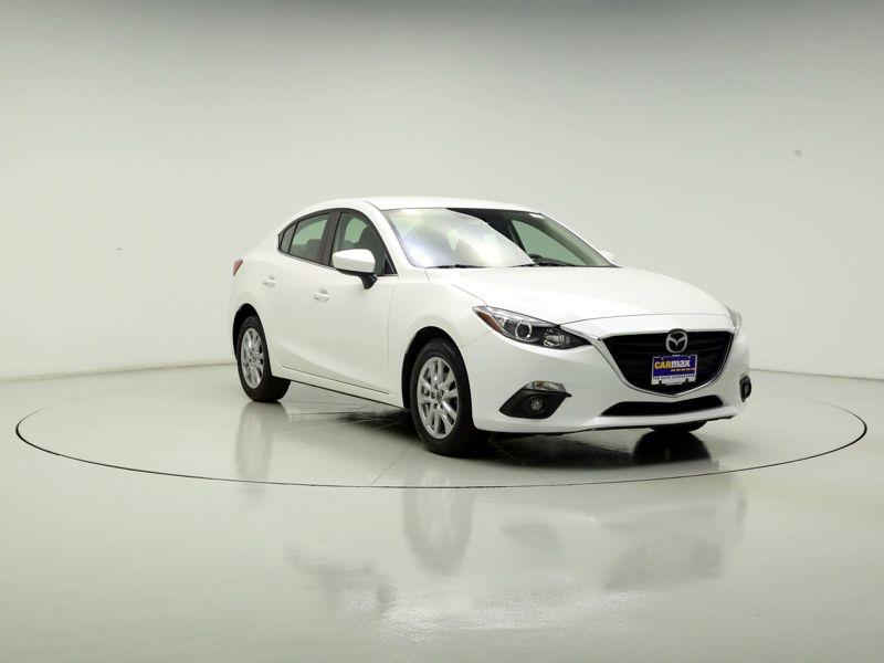 White 2015 Mazda Mazda3 I Touring For Sale in Milwaukee, WI