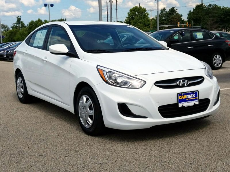 White 2016 Hyundai Accent SE For Sale in Lancaster, PA