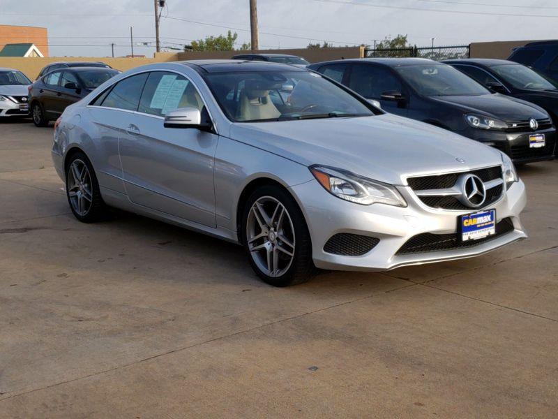 Silver 2014 Mercedes-Benz E350 For Sale in Daytona Beach, FL