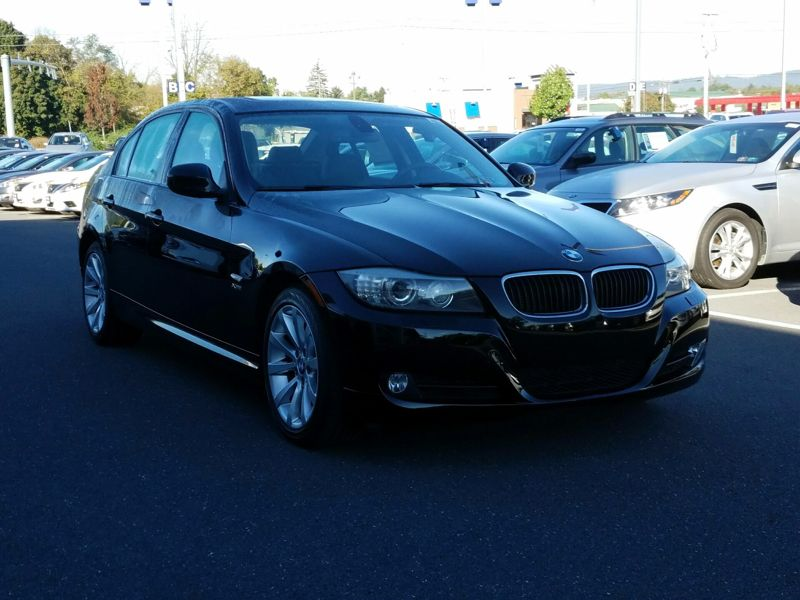 Black 2011 BMW 328 XI For Sale in Mechanicsburg, PA