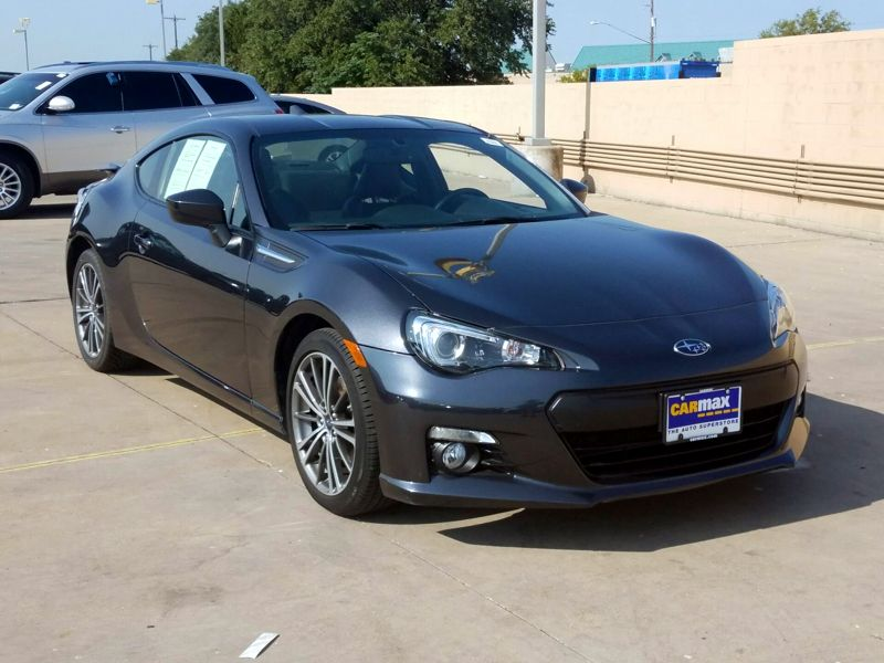 Gray 2015 Subaru BRZ Limited For Sale in Austin, TX