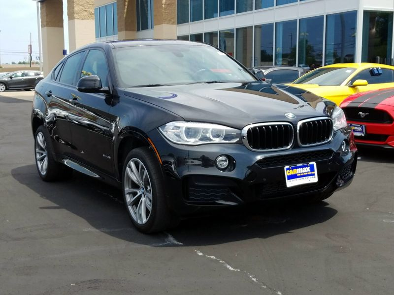 Black 2015 BMW X6 SDrive35i For Sale in Irving, TX